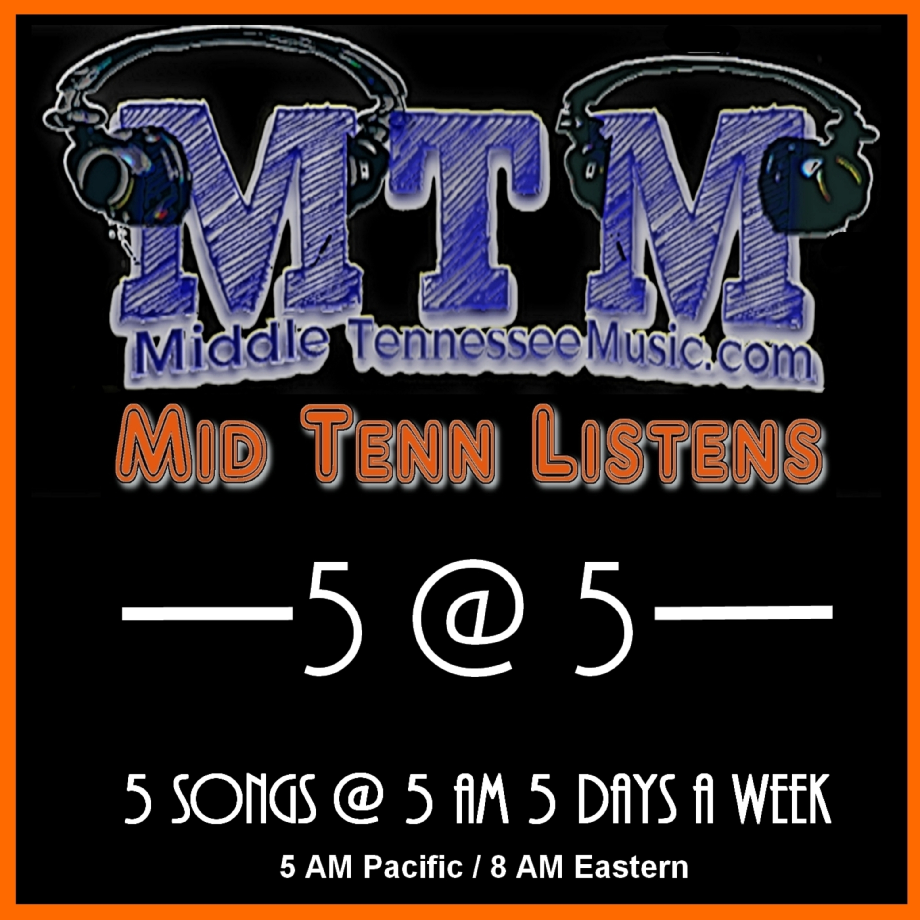 Mid Tenn Listens - Supporting Indie Music